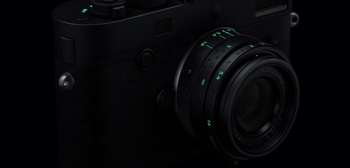 Leica M Monochrom w edycji Stealth to cudeńko, nie tylko do czarnej roboty