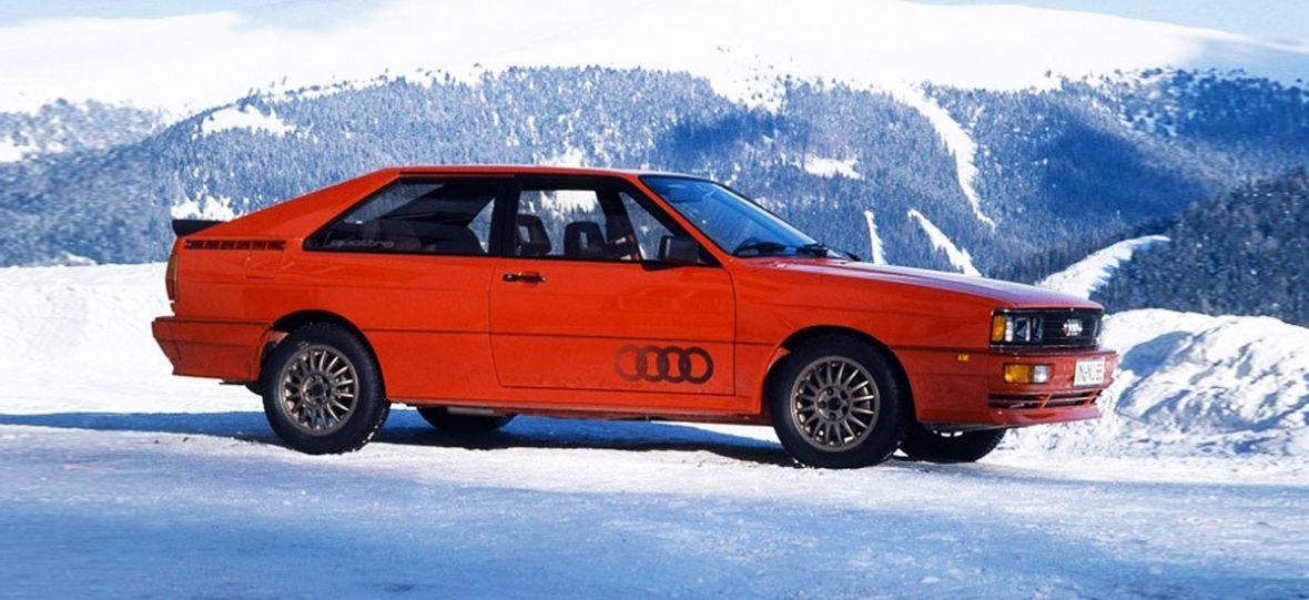 Od rzadko spotykanych klasyków po nowoczesne supersamochody. 11 najładniejszych modeli w historii Audi