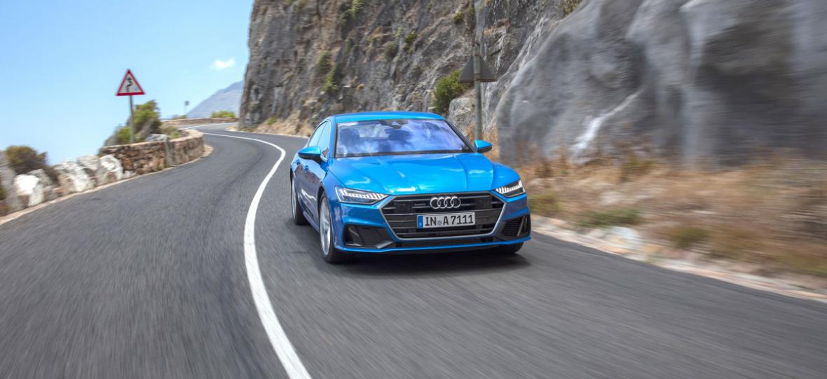 Nowe Audi A7 to kolejny dowód na obsesję niemieckich inżynierów