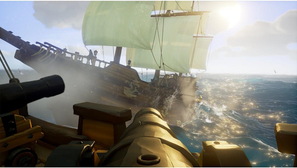 Nie musisz być piratem, żeby zagrać w Sea of Thieves za darmo