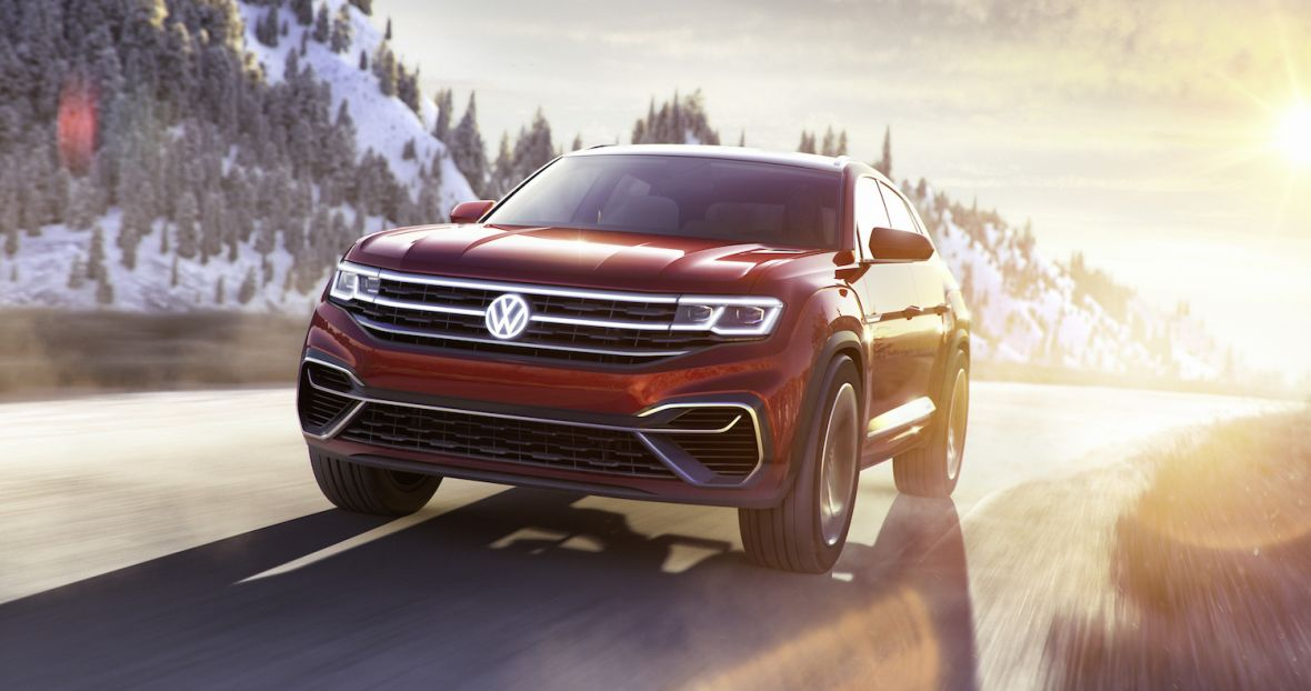 Ten Volkswagen nigdy nie trafi na polskie drogi. Ale jeden element powinien trafić do wszystkich samochodów marki
