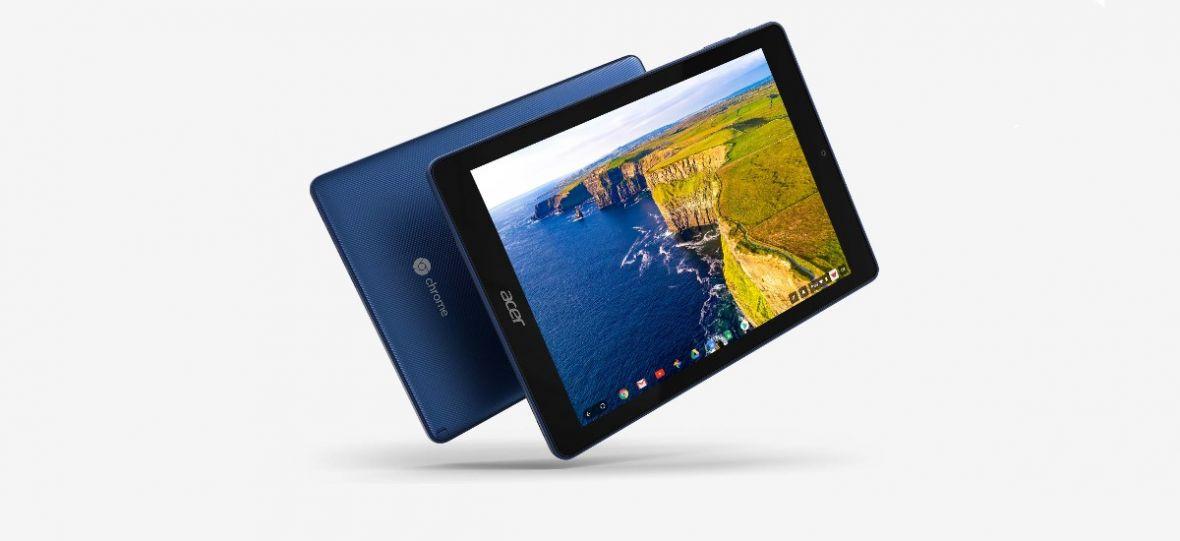 Odważny ruch Acera. Firma wprowadza do Polski pierwszy na świecie tablet z Chrome OS
