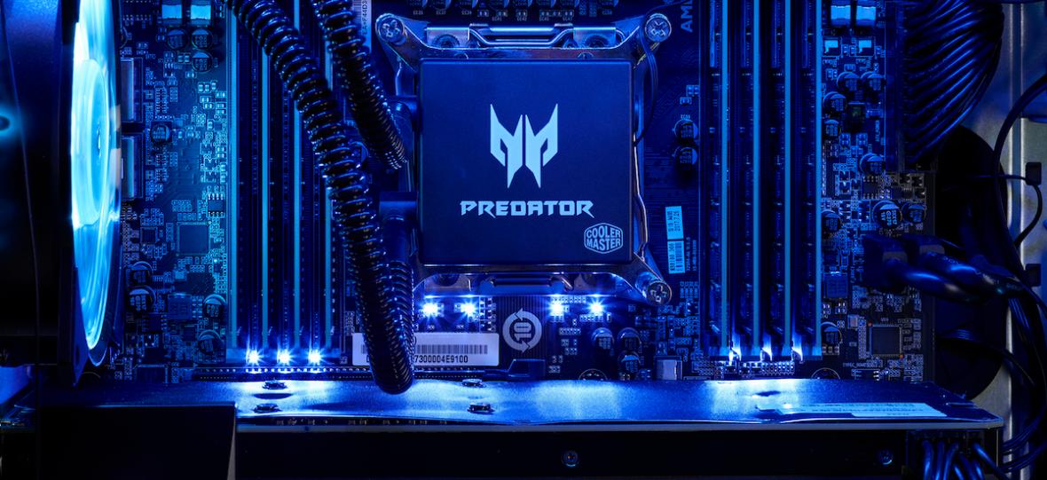 Tak wygląda stacjonarny komputer za 18 tys. zł. Predator Orion 9000 jest nieprzyzwoicie drogi
