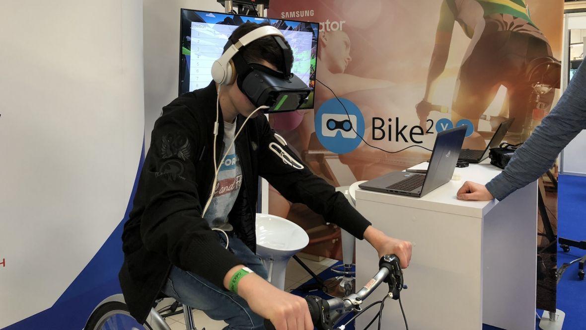 Jestem przekonany, że mobilny i bezprzewodowy VR to przyszłość