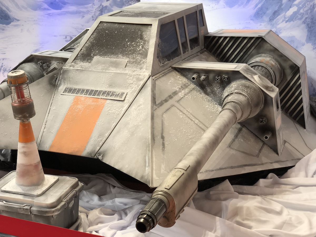 Electronics Show Star Wars X-Wing t-65