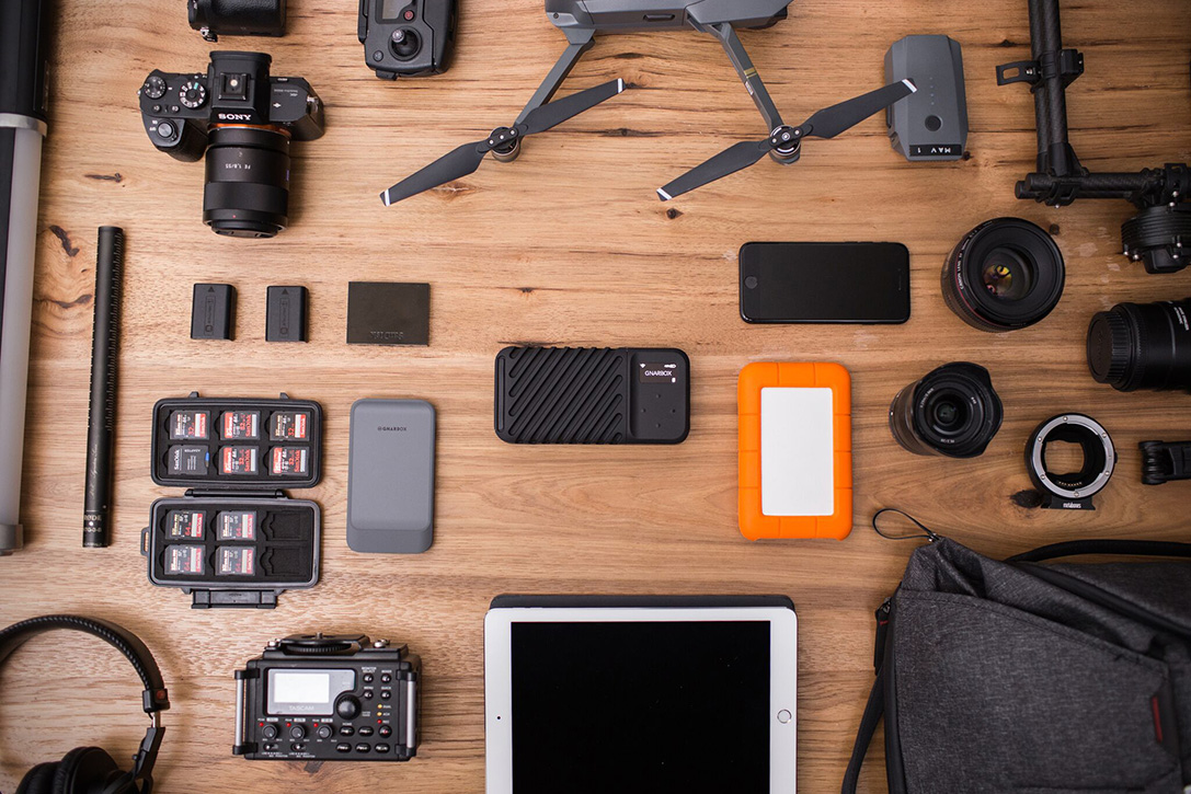 Gnarbox 2.0 nabija fotografów w butelkę, ale twórcy gadżetu zebrali już prawie pół miliona dolarów
