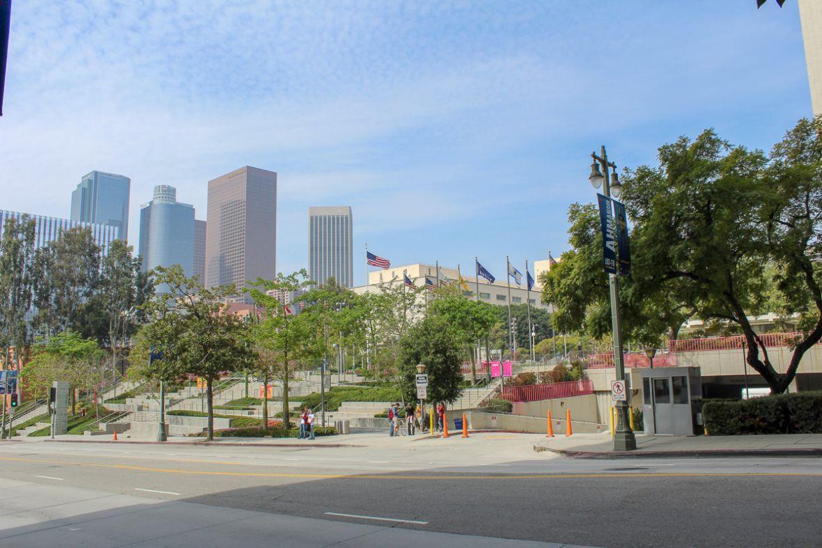 Los Angeles okiem nerda. Te miejsca znane są z filmów, teledysków i gier
