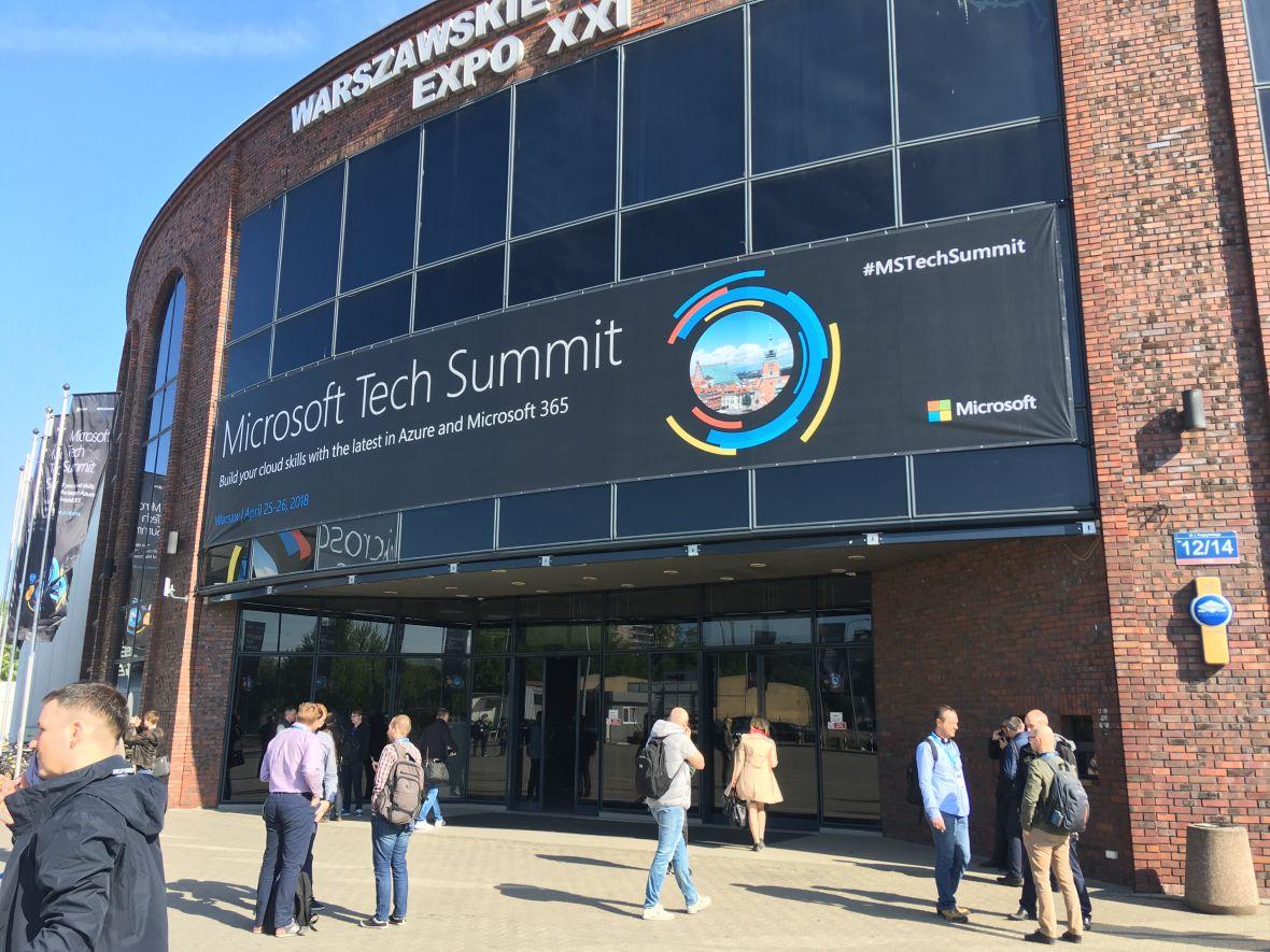 Co Microsoft ma do powiedzenia programistom? Odwiedziliśmy Microsoft Tech Summit w Warszawie