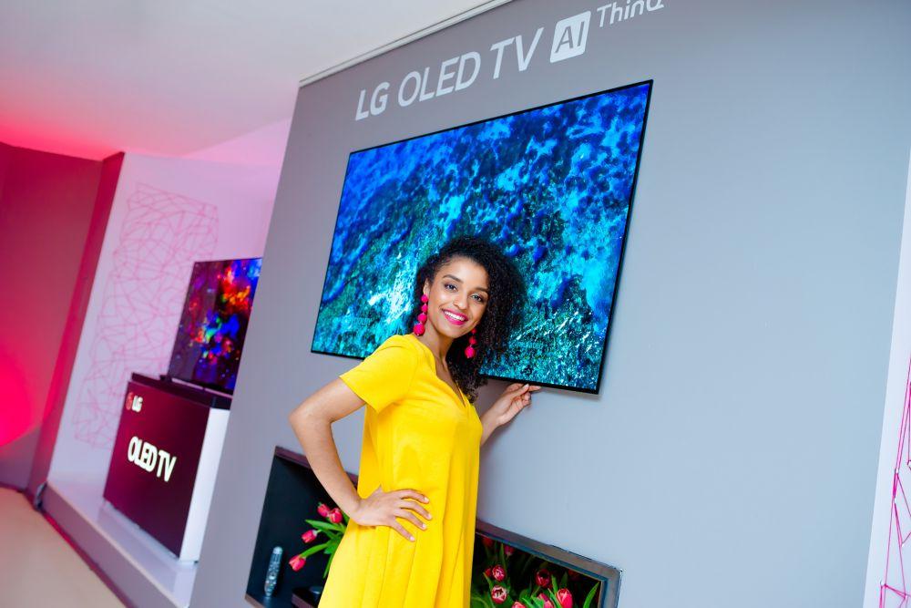 telewizory lg thinq