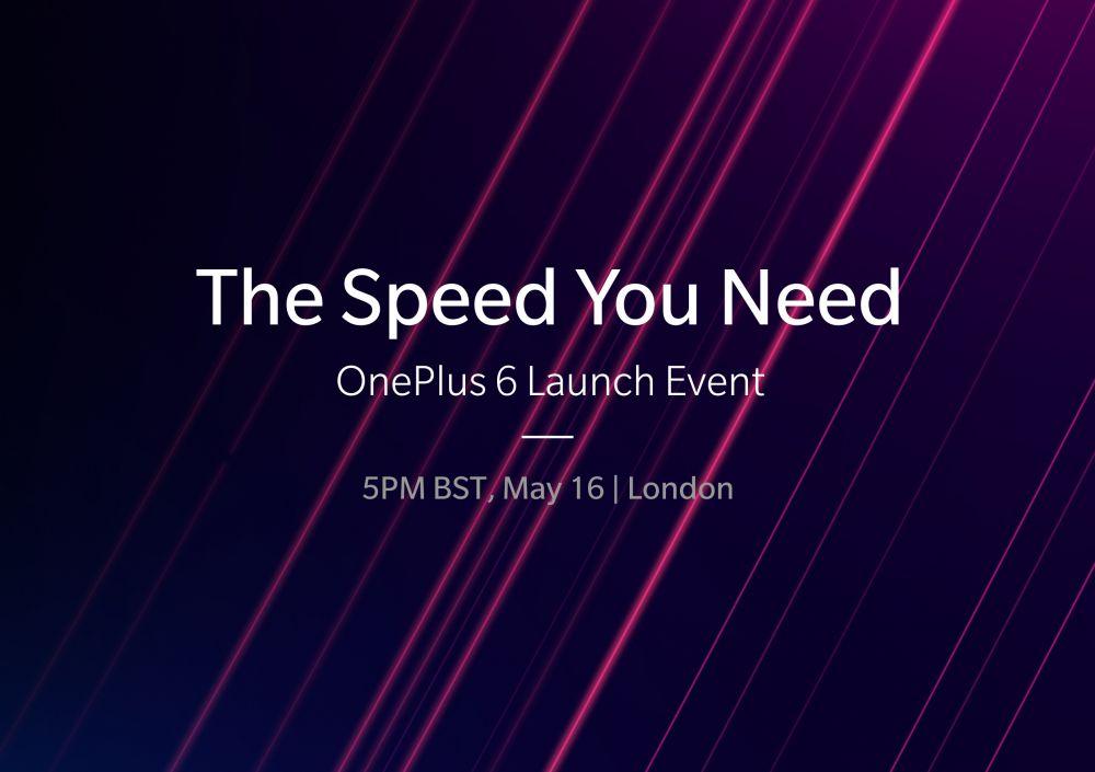 OnePlus 6 zadebiutuje już 16 maja. Z potężnym przytupem