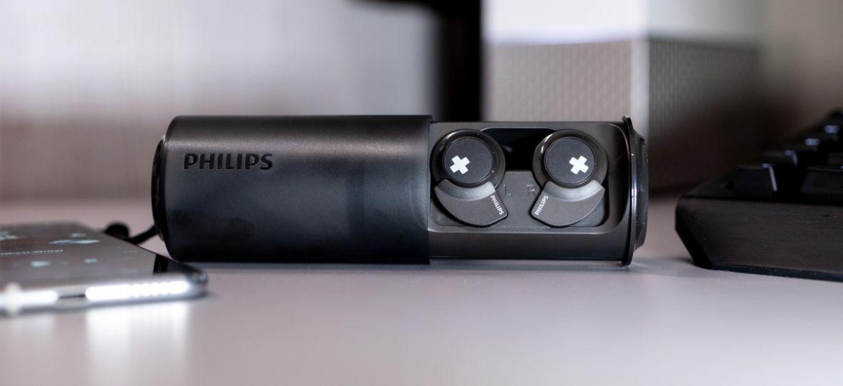 Te słuchawki nie bez powodu mają bas w nazwie. Philips Bass+ SHB4385 – recenzja