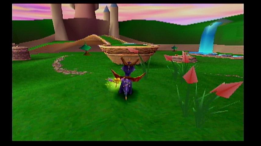 Spyro oryginał