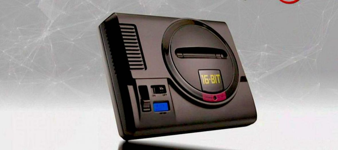 Sega kopiuje Nintendo i tworzy nową wersję kultowej konsoli. Sega Mega Drive Mini pojawi się jeszcze w tym roku