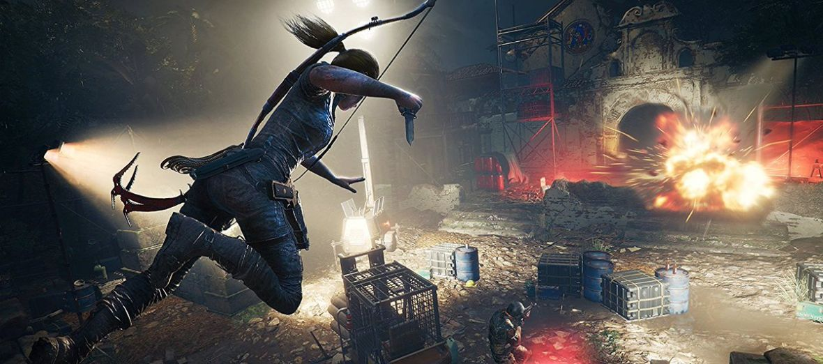 Bardziej krwawe i mroczne przygody Lary Croft. Shadow of the Tomb Raider na pierwszym zwiastunie i zrzutach ekranu
