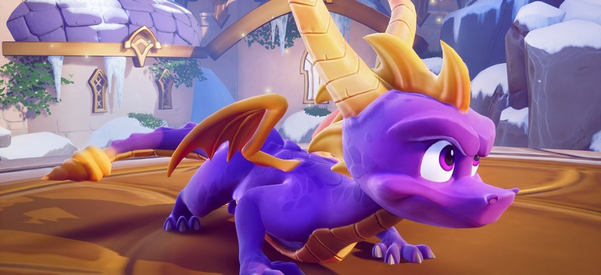 Spyro powróci nie tylko na PS4. Pytanie, czy fioletowy smok po 20 latach sprosta oryginałowi