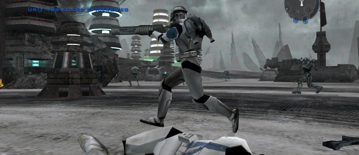 Znalazłem idealnego Battlefronta 2. Jest z 2005 r. i nie zagrasz w niego na PS4