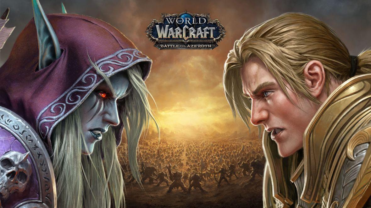 Znamy datę premiery i zawartość edycji kolekcjonerskiej World Of Warcraft: Battle for Azeroth
