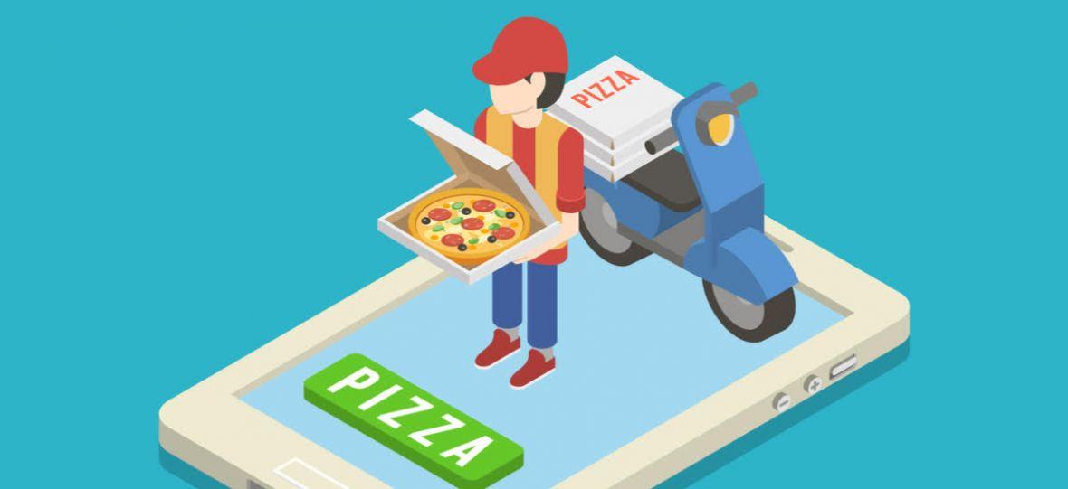 Zapłać blikiem za pizzę, a przywiozą ją za darmo. Pod warunkiem, że zrobisz to w piątek