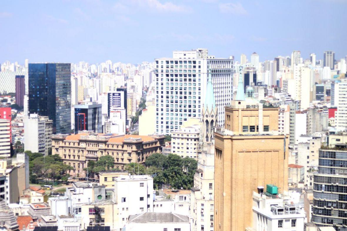 Spędziłem trochę czasu w Brazylii. To kraj kontrastów, faweli i piłki nożnej