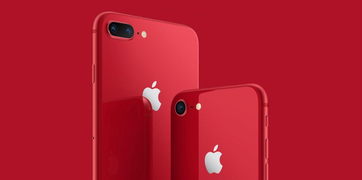 Czerwony iPhone 8 jednak dostępny w Polsce. Znamy ceny i termin dostawy