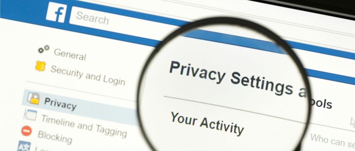 Dzisiaj na Facebooku zobaczysz taki komunikat – serwis nachalnie zmusza do przeglądu ustawień prywatności