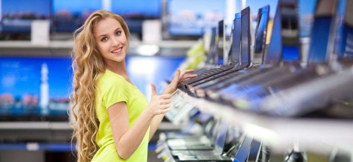 Dobry laptop lub konsolę można kupić już za kilkadziesiąt złotych miesięcznie