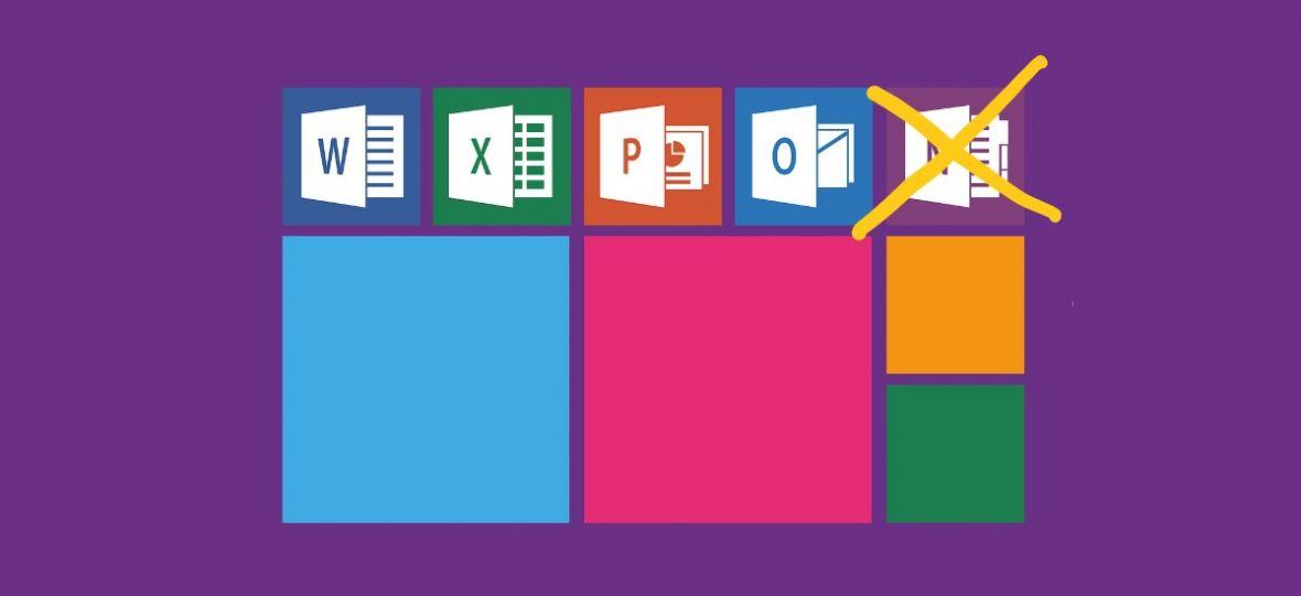 Genialny ruch albo straszna wpadka. Microsoft kończy z OneNote dla Windows 7 i 8