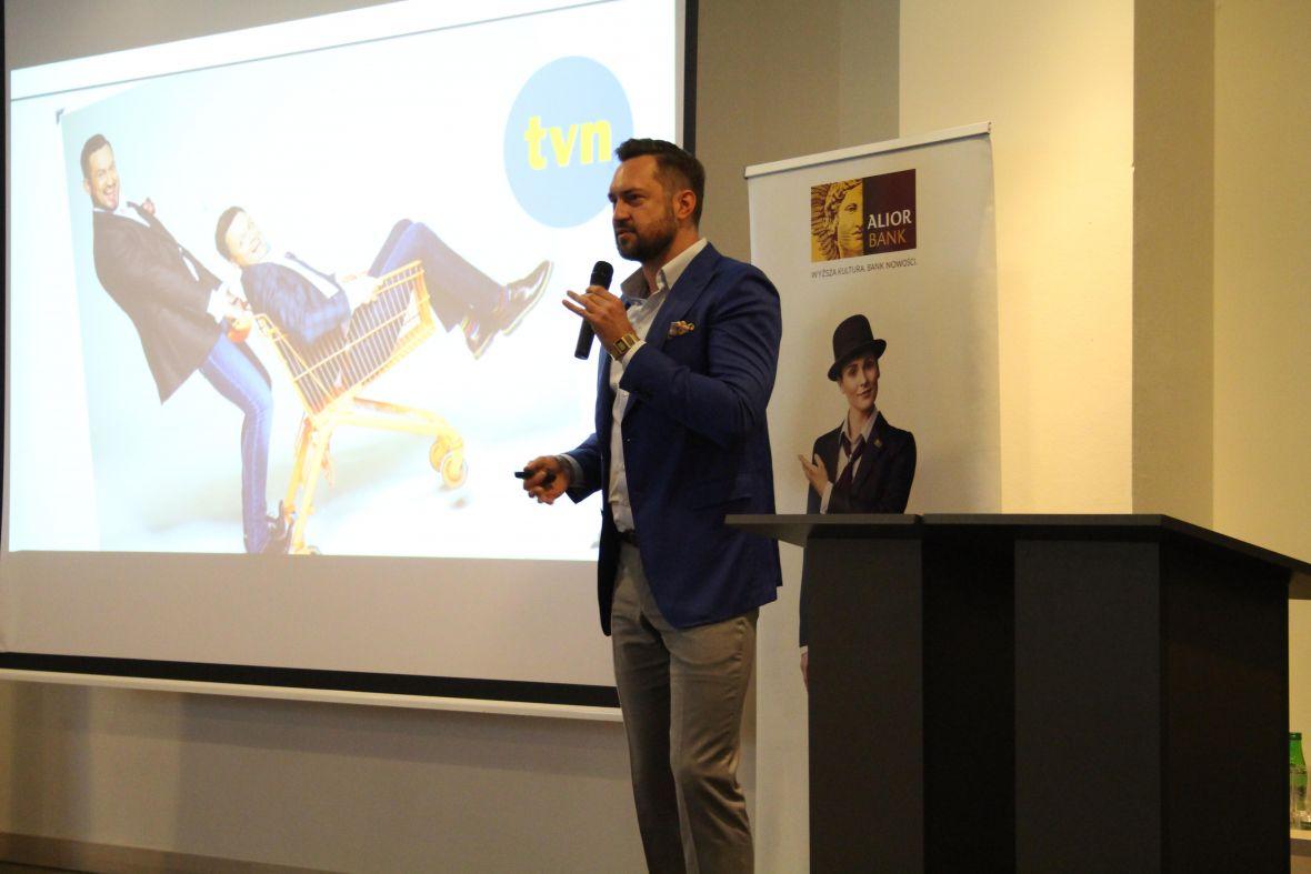 Marcin Prokop i jego osiem elementów budujących markę osobistą