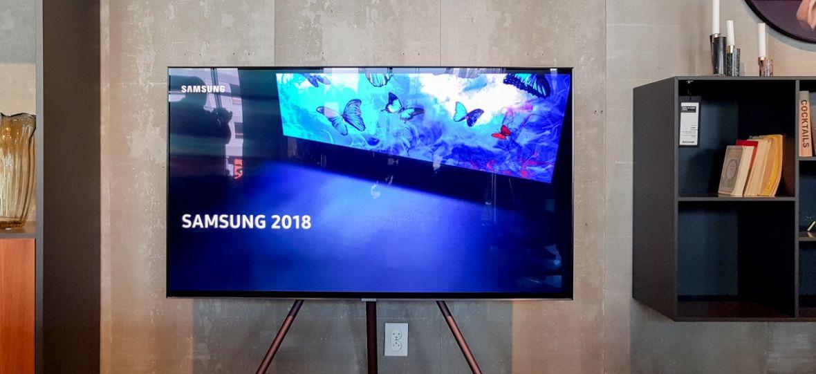 W 2018 r. Samsung wchodzi bez ani jednego nowego telewizora Full HD