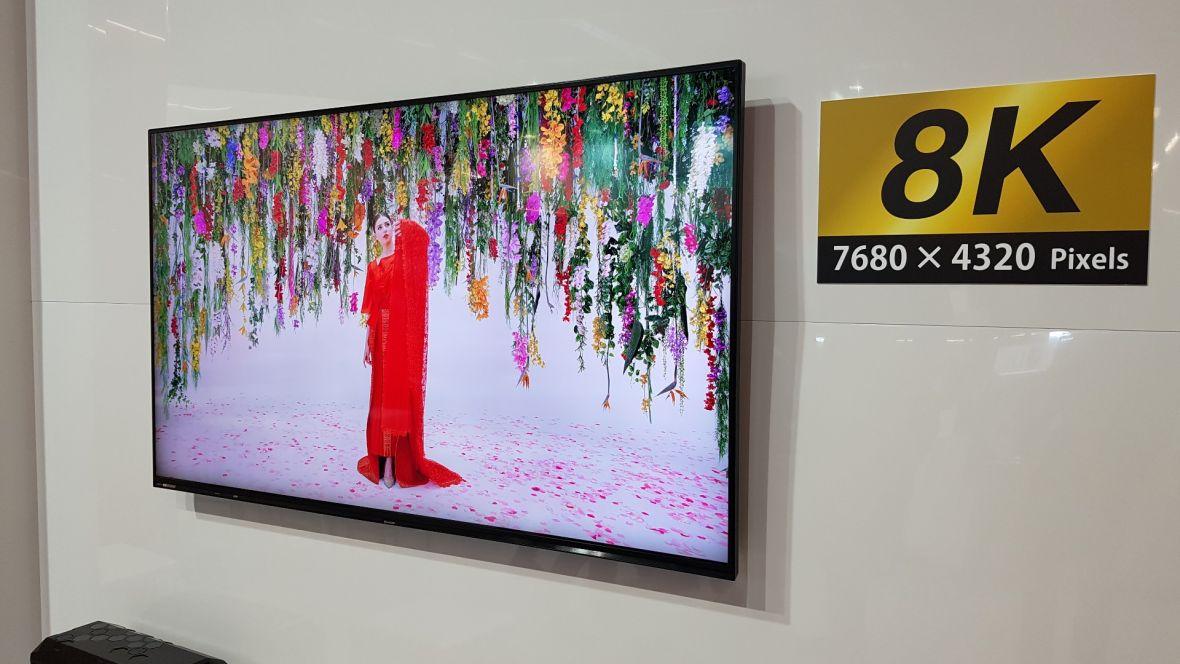Po raz pierwszy w Polsce zobaczysz telewizor 8K. Tylko na Electronics Show