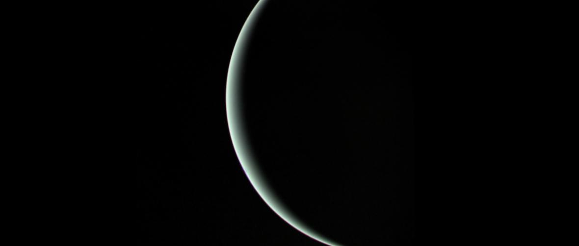 """Smród na Uranie. Nie wykryła go przelatująca sonda, ale """"zobaczył"""" go naziemny teleskop"""