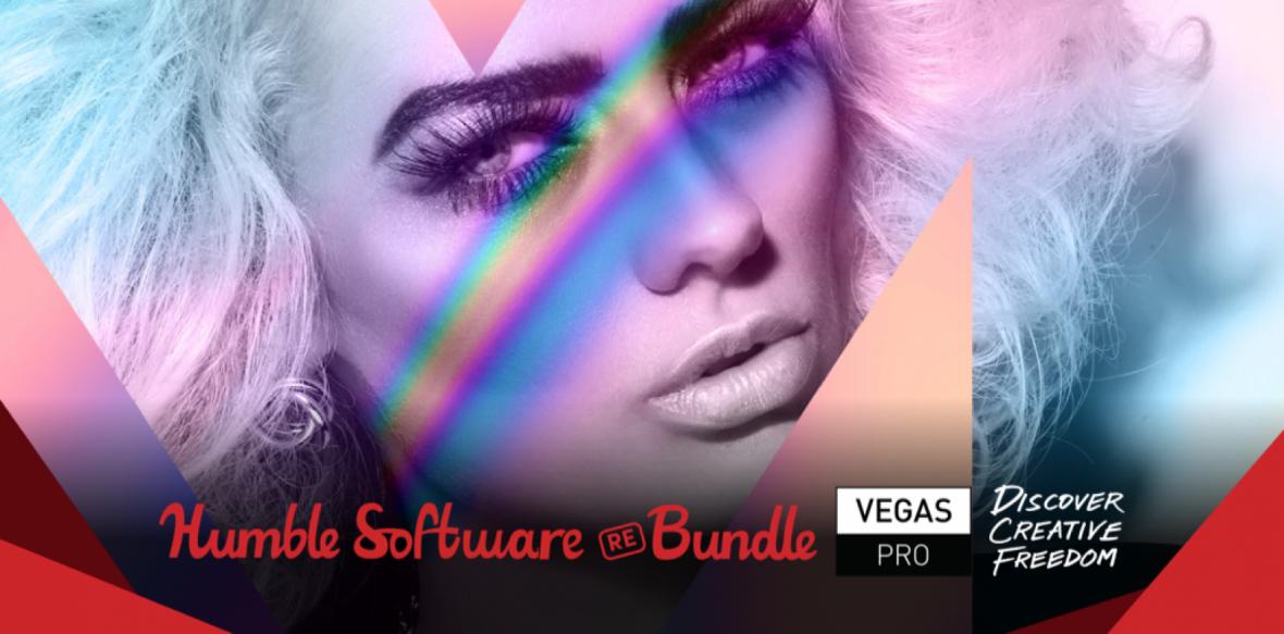 Vegas Pro i inne programy Magix w świetnej cenie. Humble Software Bundle powraca z nową edycją