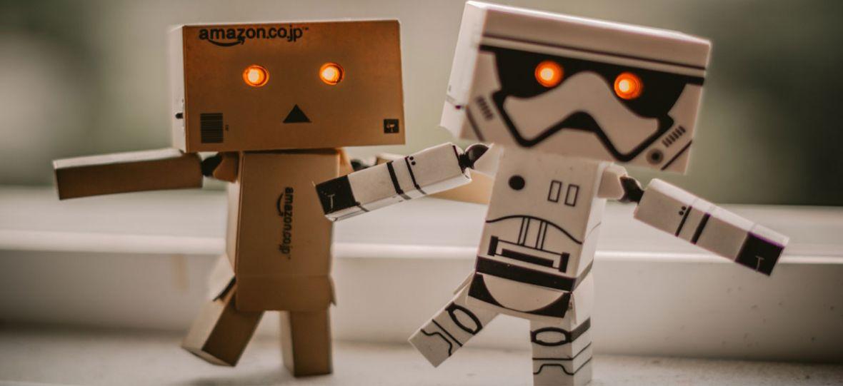 Maleńki robot gadający głosem Alexy. Nad tym właśnie pracuje Amazon