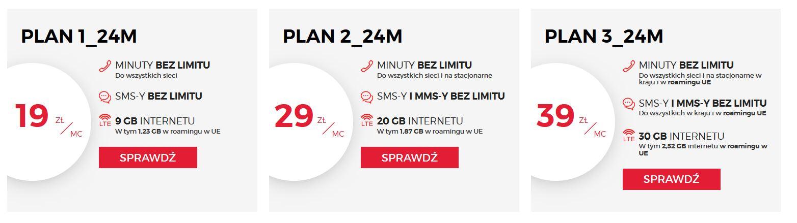 virgin mobile abonament prepaid nowa oferta plany