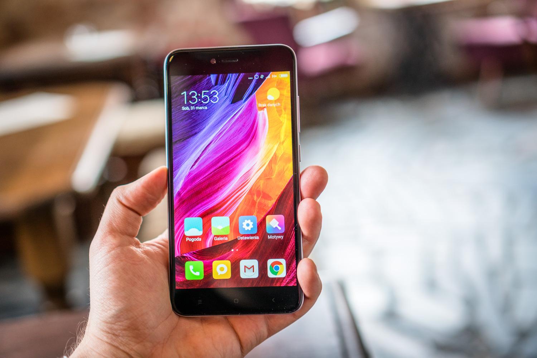 Jaki smartfon do 500 zł kupić? Xiaomi Redmi Note 5A