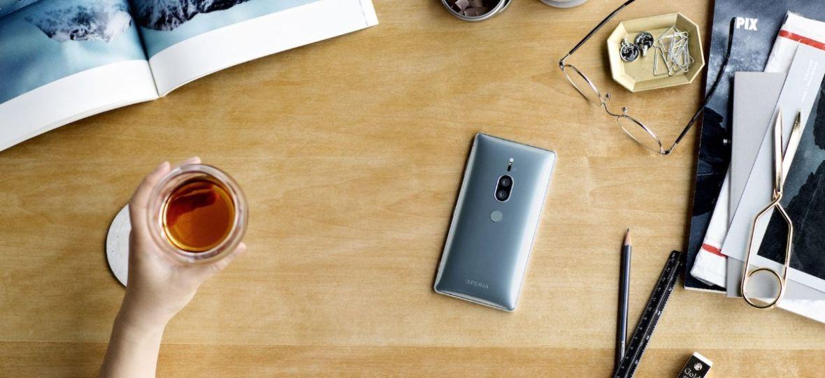 Udany smartfon teraz w luksusowej wersji – premiera telefonu Sony Xperia XZ2 Premium