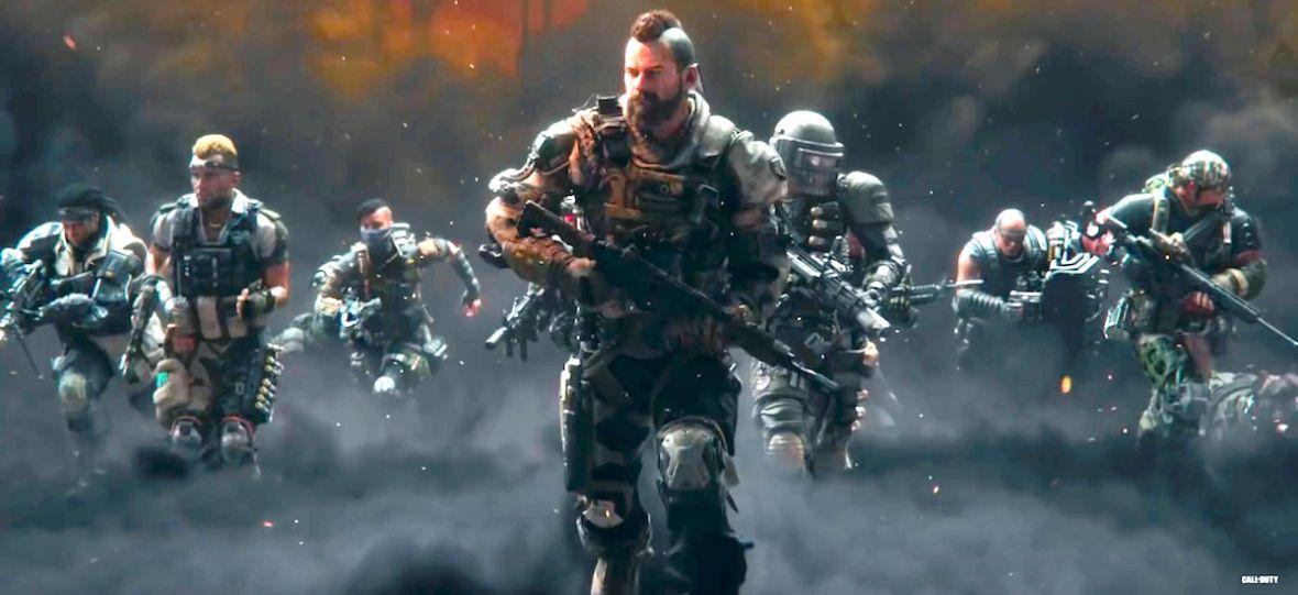Call of Duty: Black Ops 4 na zwiastunach. Zabraknie kampanii. Zamiast niej będzie tryb battle royale