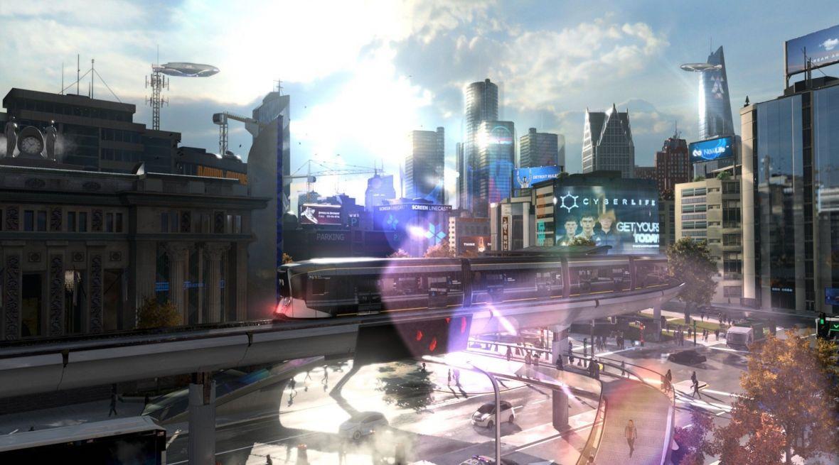 Jak będzie wyglądał świat w 2038 roku? Detroit: Become Human to jedna z najbardziej wiarygodnych wizji przyszłości
