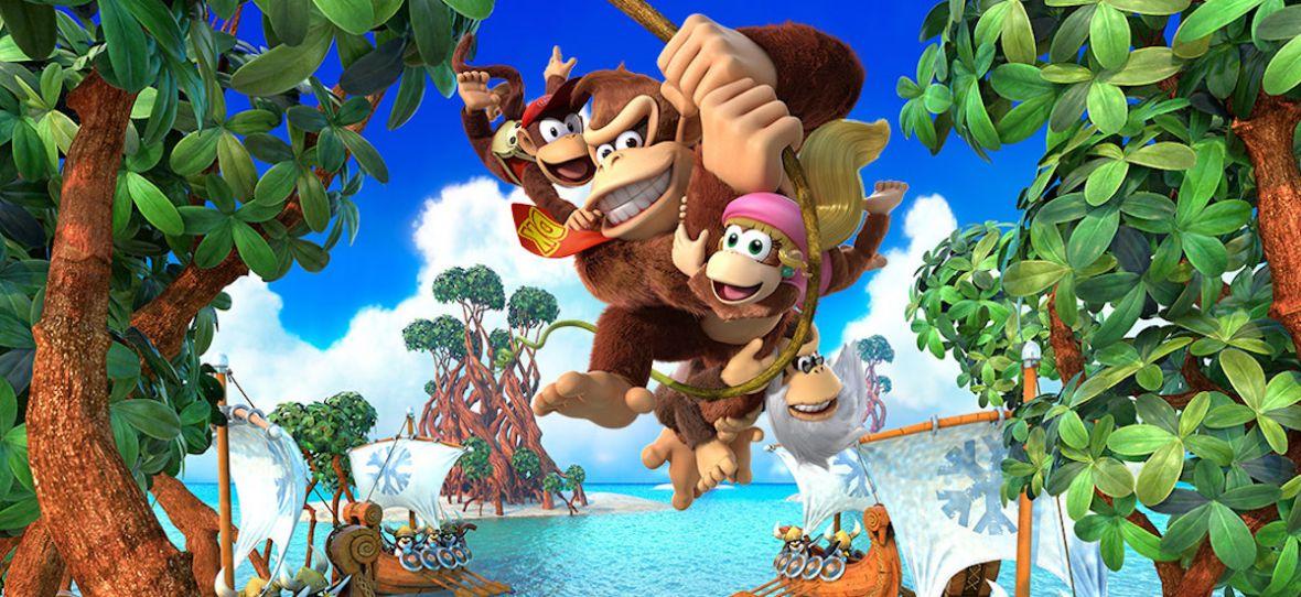 Nie dajcie się zwieść grafice. Donkey Kong Country: Tropical Freeze to Dark Souls wśród platformówek