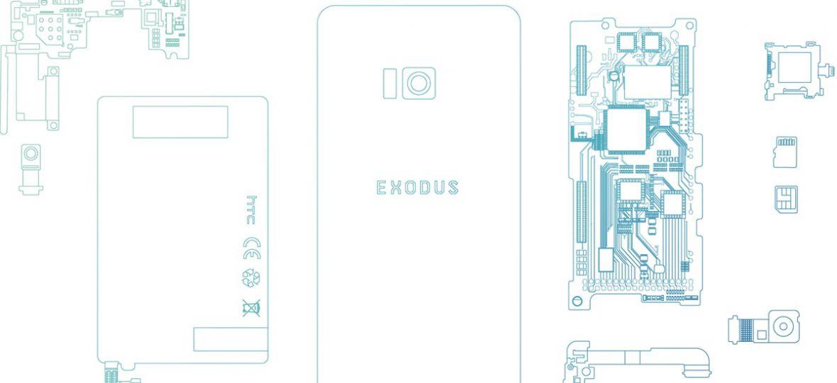 HTC Exodus ma odczarować słabą passę producenta. Magicznym zaklęciem będzie blockchain