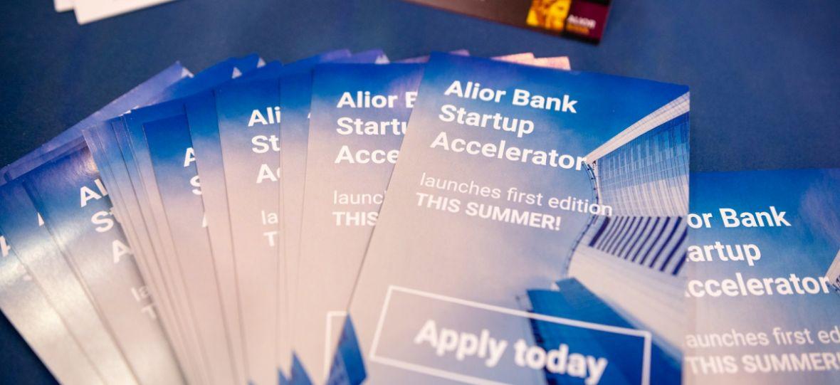 Alior Bank szuka partnerów – tym razem na własnych zasadach. Rusza Alior Bank Startup Accelerator