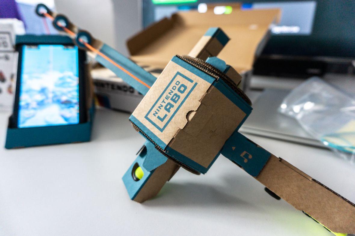 Sam mógłbym dostać taki prezent na Dzień Dziecka. Nintendo LABO to raj dla młodych inżynierów – recenzja