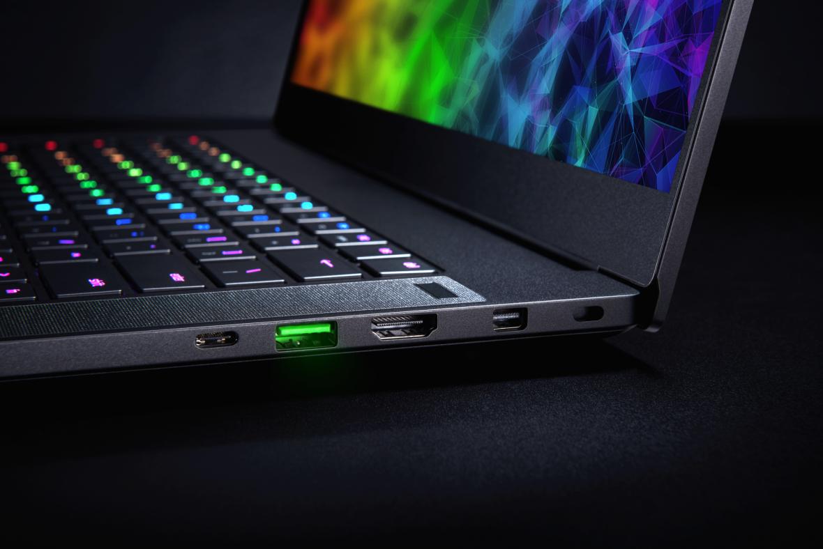 Najmniejszy 15-calowy laptop stworzony dla graczy. Tak wygląda nowy, śliczny Razer Blade 15 2018