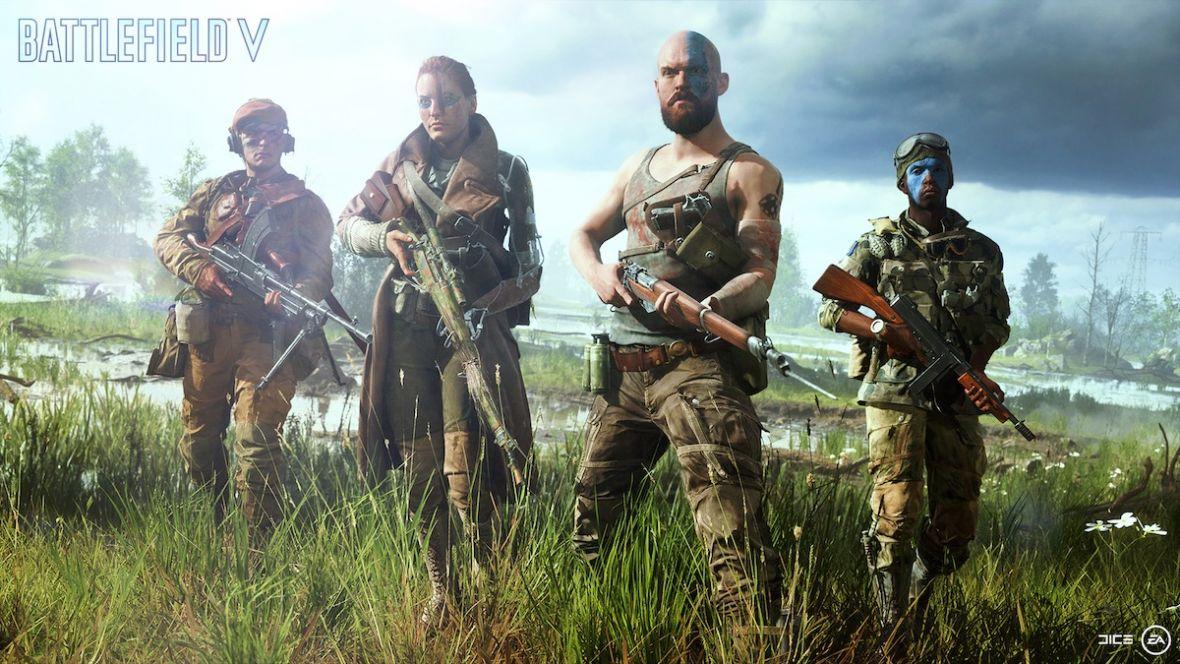 Battlefield V FAQ – wszystko, co chcecie wiedzieć o grze, zebrane w jednym miejscu