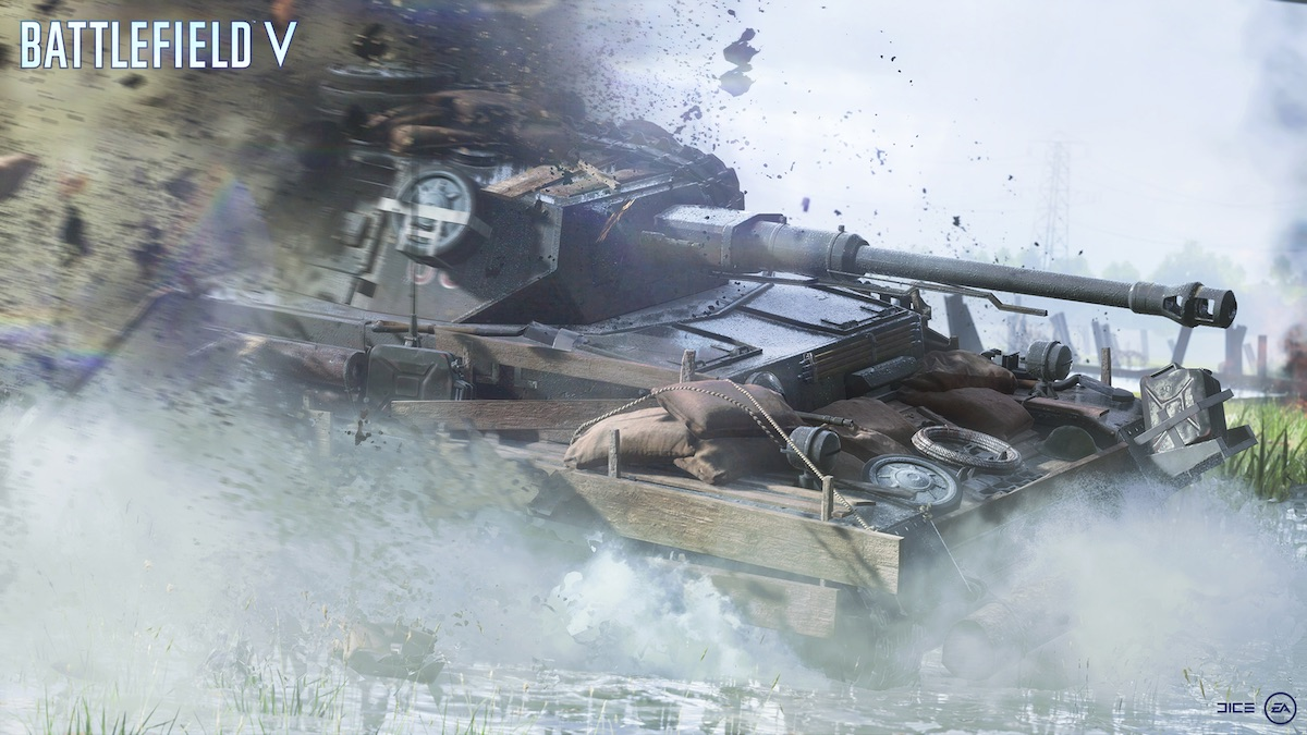 battlefield V zmiany nowosci opinie 1