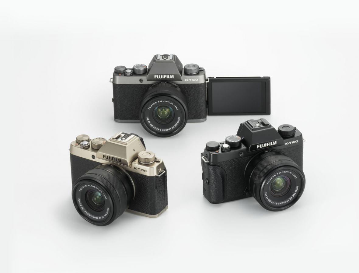 Na ten aparat czekało wielu. FujiFilm X-T100 to propozycja dla ambitnego amatora