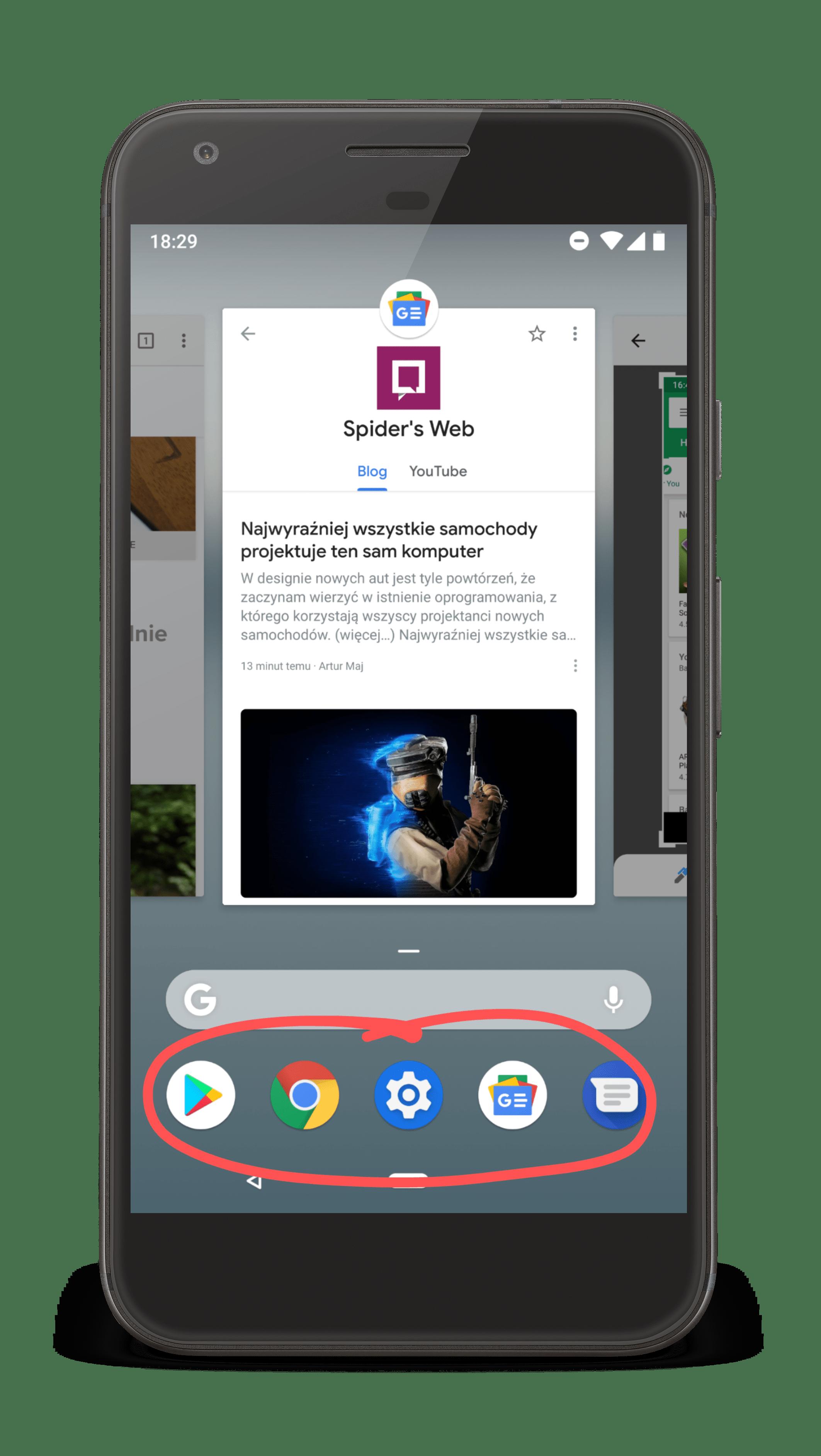 Android P Beta - pierwsze wrażenia, co nowego, opinie