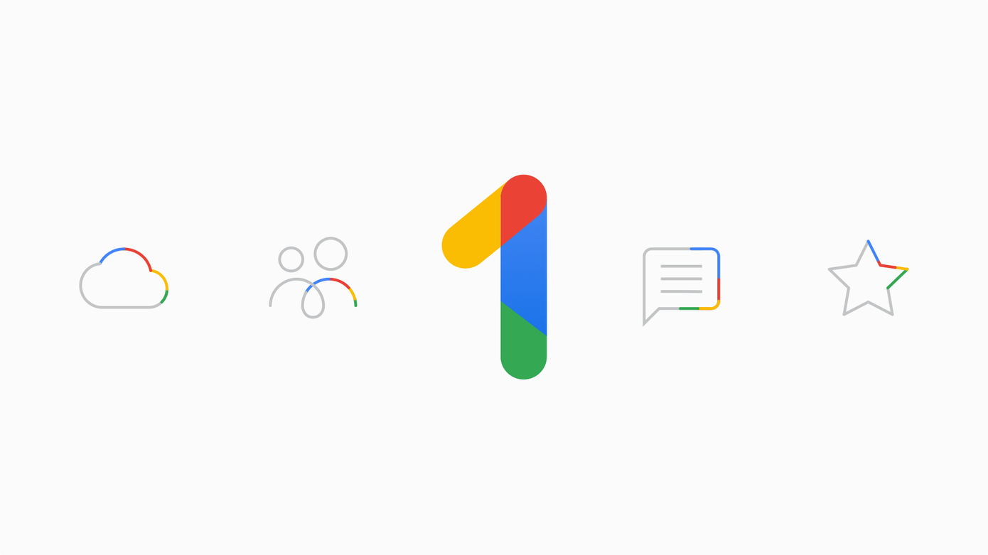 Google One officially enters Poland. Prices from PLN 14 for 200 GB