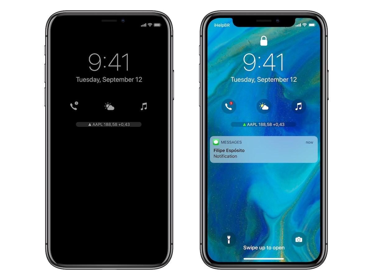 iOS 12 concept 1