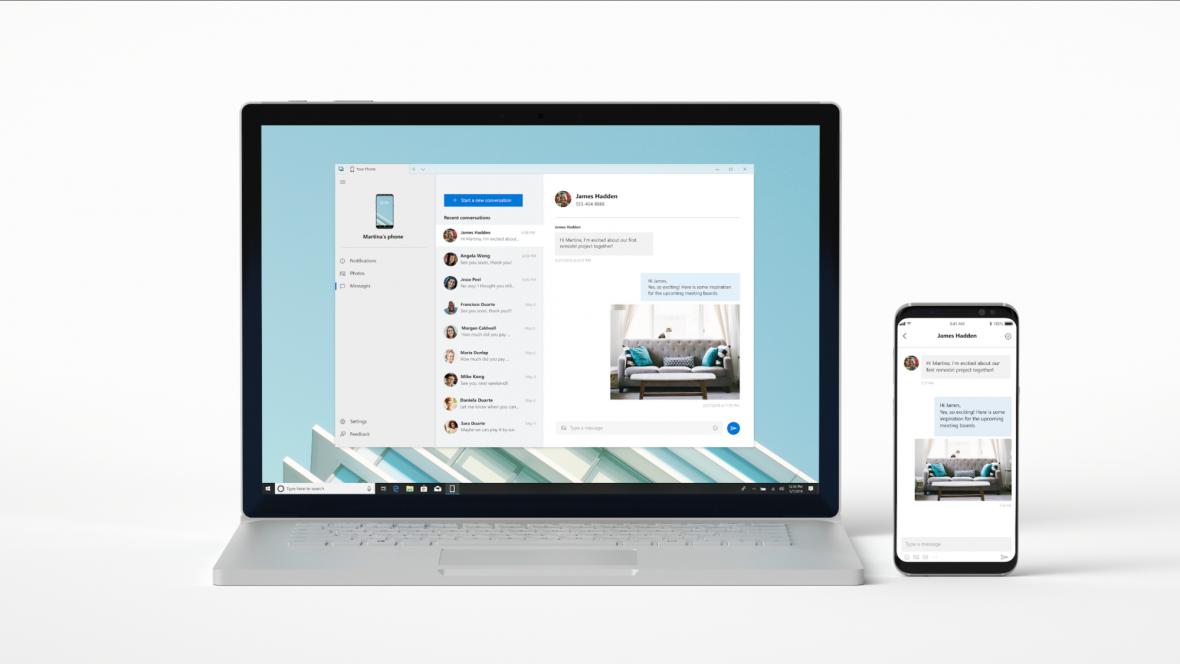 Nie ma co liczyć na iMessage w Windows 10. Microsoft próbował